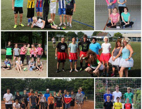 Oberschule sportlich aktiv