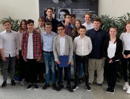 """Praxiswoche """"Bewerbung"""" an der Oberschule Bad Laer"""
