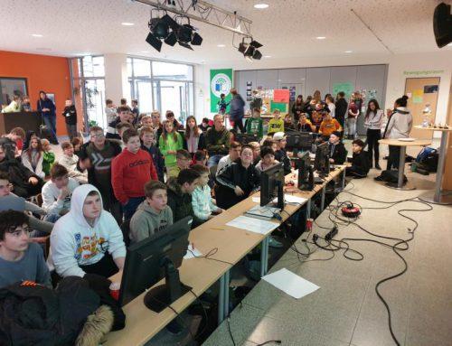 Warum in der Oberschule Bad Laer ein E‑Sport-Turnier stattfindet