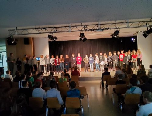 Talentshow an der Geschwister-Scholl-Oberschule