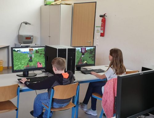 Erstes Minecraft-Turnier erfolgreich gespielt