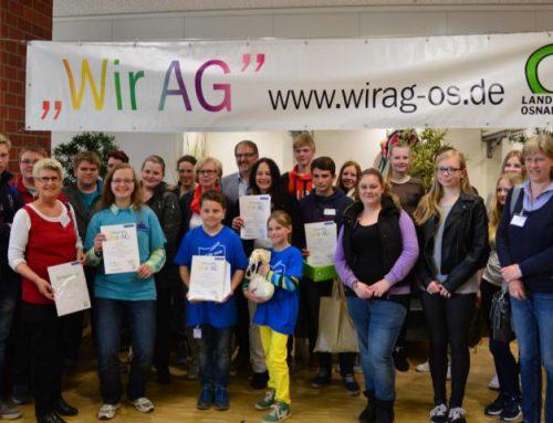Sieg beim Wettbewerb für nachhaltige Schülerfirmen