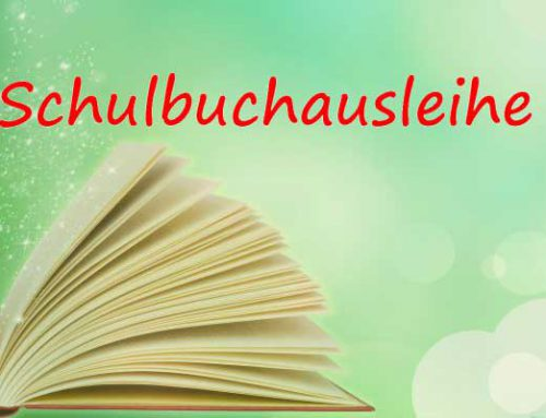 Schulbuchausleihe Schuljahr 2020/21