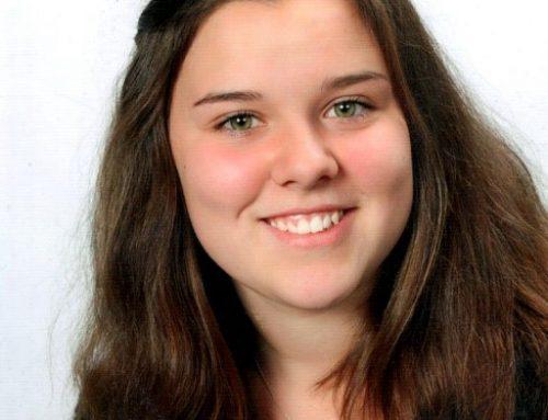 Neue Kooperation mit dem SV Bad Laer: Wir freuen uns auf Luisa Tepe, die im nächsten Schuljahr den Bundesfreiwilligendienst an unserer Schule verrichtet.
