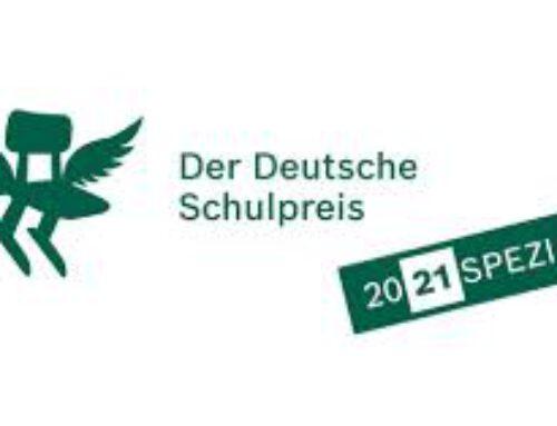 Die Neue Osnabrücker Zeitung berichtet über unseren Erfolg beim Deutschen Schulpreis Spezial