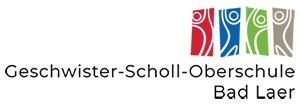 Geschwister Scholl Oberschule Bad Laer Logo